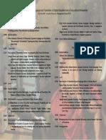 Translating Practices Programme