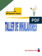 Asma Taller Inhaladores