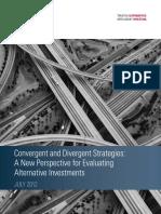 Convergent & Divergent Strategies