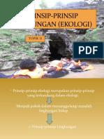 Topik II-prinsip-prinsip Lingkungan (Ekosistem)