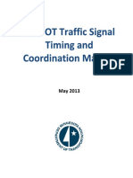 2013 Signal Opt and Timing Manual