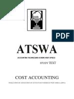 34_atswa Cost Accounting