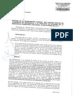 Informe de Intervención sobre los CACT