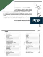 Manual YUP 50