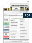 Mental health and Social Care Current Awareness Bulletin no.263