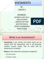Invesments Stock