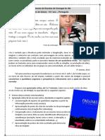 Projeto de Leitura 1