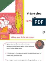 Vida e Obra de Fernão Lopes