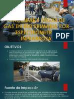 Fugas de Gas en Red Primaria