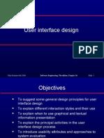UI Principles