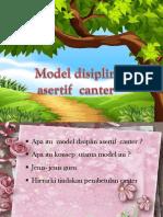 Model Asertif Canter