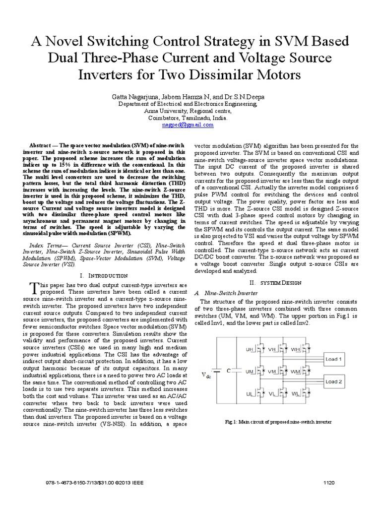 m139 | Power Inverter | Power Electronics