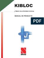 Manual Kibloc 2012 Enas Tecnotec Tucuman