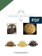 Jones Family Military History