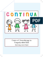 Continua Kids | Centre of Neurotherapy In Uniquely Abled Kids |Gurgaon | www.continuakids.com