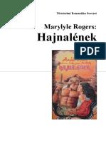 TR 05. - Marylyle Rogers - Druida 1. - Hajnalének.pdf