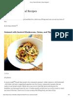 Savory Oatmeal Recipes _ Shape Magazine
