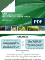 PPT- Keragaman Hayati (Hutan Amazon)