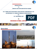Presentation -Project Clearance m.p.