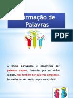 Formação_Palavras