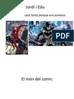el comic 2 eso