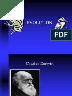 Darwin Evolution Ppt