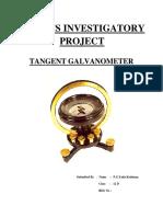 Tangent Galvanometer (1)