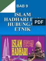 BAB 9 Islam Hadhari