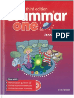 Grammar One New 3rd Ed