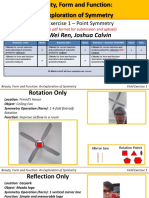 Field Exercise 1 - Point Symmetry - Template - August 2015