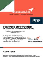 SocioEcoTourism 2016