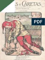 Caras y Caretas (Buenos Aires). 18-2-1899, n.º 20