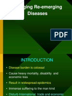 Emerging and Re Emerging Disease Community Healty Nursing Ppt