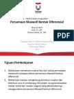 6 Persamaan Maxwell Bentuk Diferensial_standar