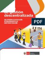 Matriz de Gestion Descentralizada