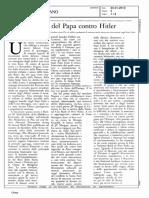 Dollari Del Papa Contro