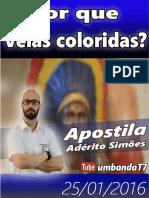 Por Que Velas Coloridas