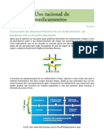 RACIONALIDADE DE MEDICAMENTOS