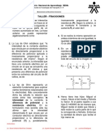 Taller 1 - Ecuaciones