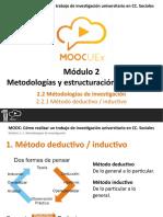 2.2.1. Metodo Deductivo-Inductivo