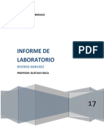 Informe de Analisis- Laboratorio