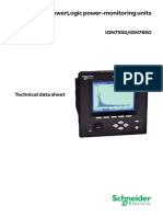 Advanced metering ION7650.pdf