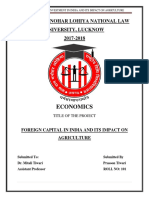 Prasoon Tiwari Eco Term Paper