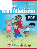 Guía Mini Atletismo