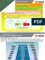 Ficha de Estudio Grupos Funcionales y Serie Homologa
