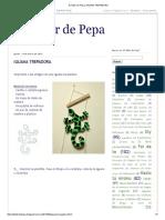 El Taller de Pepa_ Iguana Trepadora