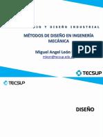 Sesión 06 - Métodos de Diseño en Ing. Mecánica (Archivo) 2014-2