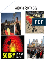 The National Sorry Day