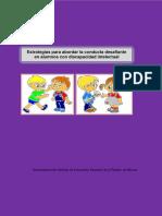 conducta desafiante en alumnos con discapacidad intelectual .pdf