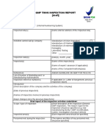 Annex 1 - Preparation of GMP Report - ASPECT Final